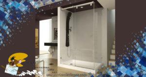 Mampara de ducha ACAPULCO